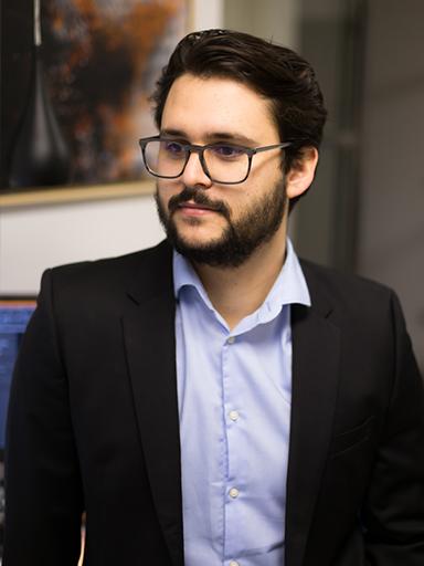 Alexis Haus, CEO du Groupe H